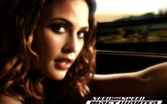 Девушка из Need For Speed: Most Wanted / 1024x768
