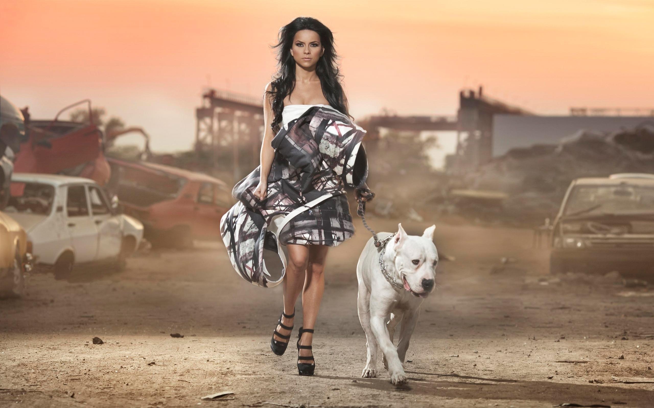 Девка с псом фото 70-954