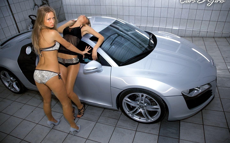 Фото девушек у автомобиля сексуальных 20 фотография