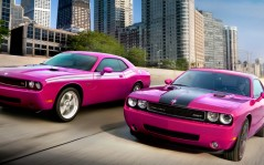 Dodge Challenger SRT8-RT Classic / 1920x1200