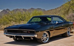 Dodge Charger 1969 / 1280x800