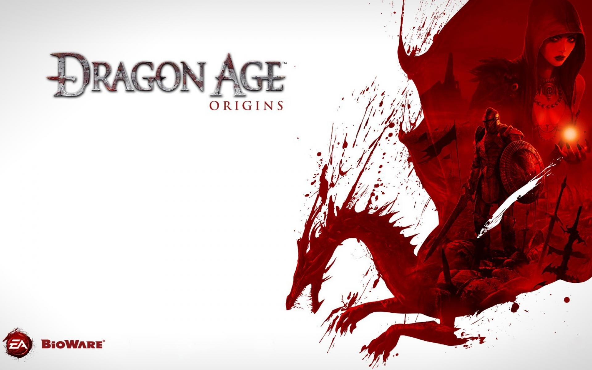Обои Dragon Age Origins 1920x1200
