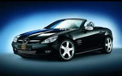 Drawing MB SLK Cobra / 1600x1200
