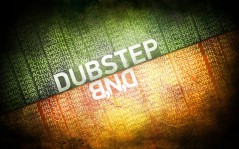 Dubstep drum and bass / 1920x1080
