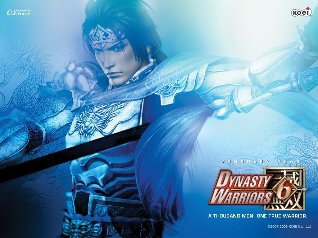 Обои Dynasty Warriors 6 1024x768