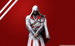Эцио из Assassins Creed Brotherhood / 1920x1200