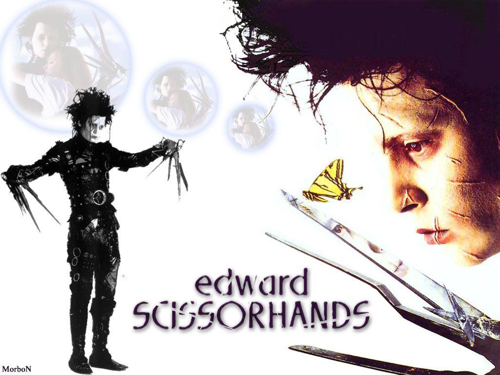 Обои Edward Scissorhands 1024x768