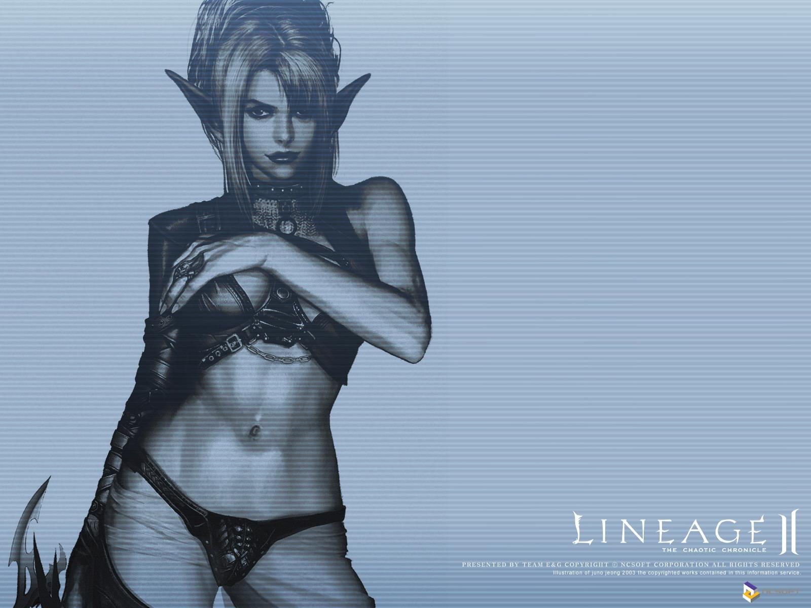 ���� �������� Lineage 2 1600x1200