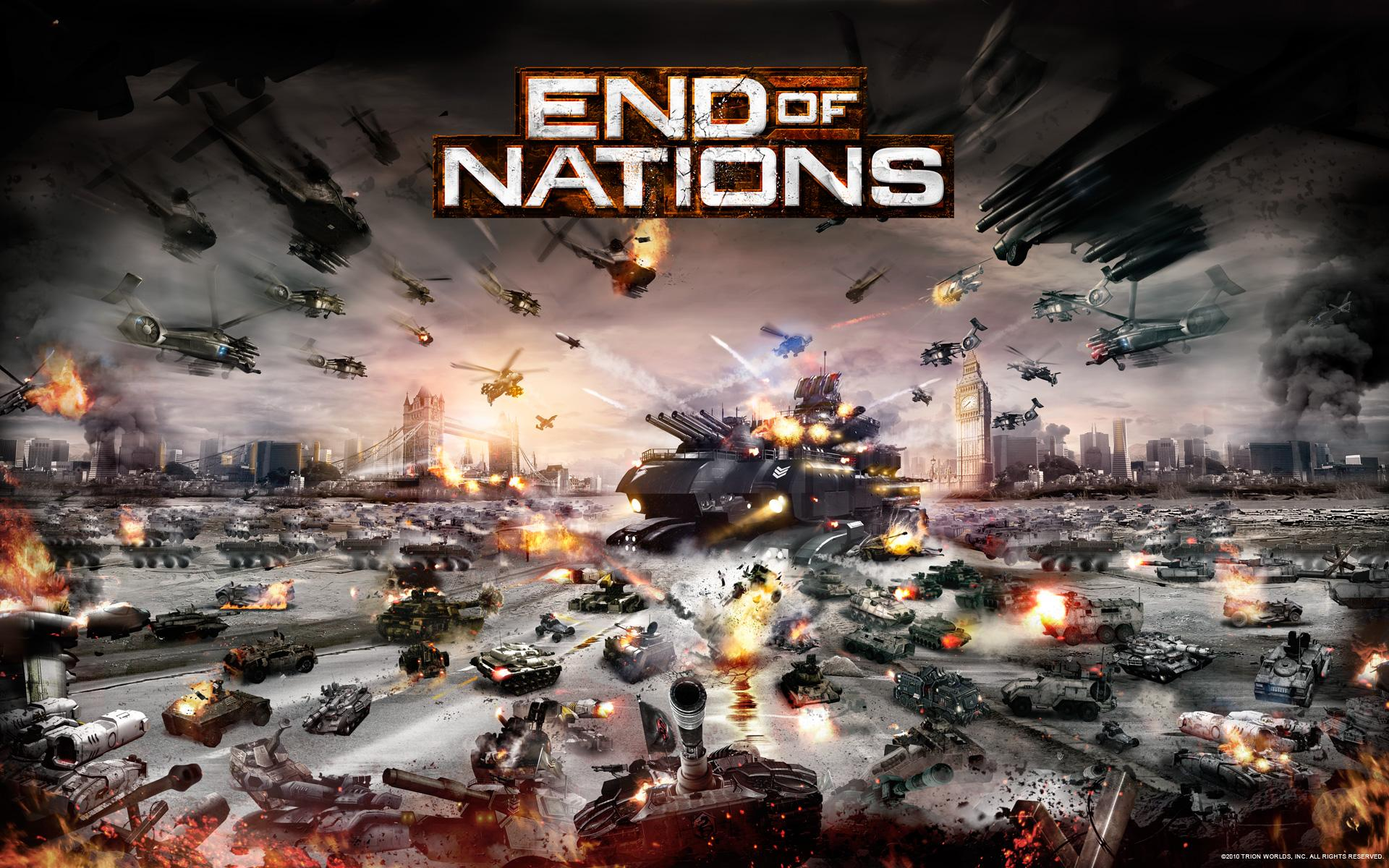 Обои End of Nations 1920x1200