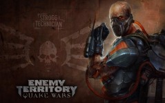 Enemy Territory:Quake Wars- Техник / 1600x1200