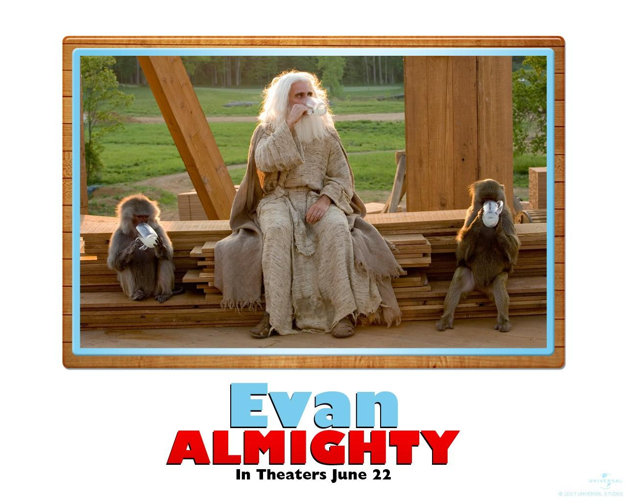 Обои Evan Almighty 1280x1024