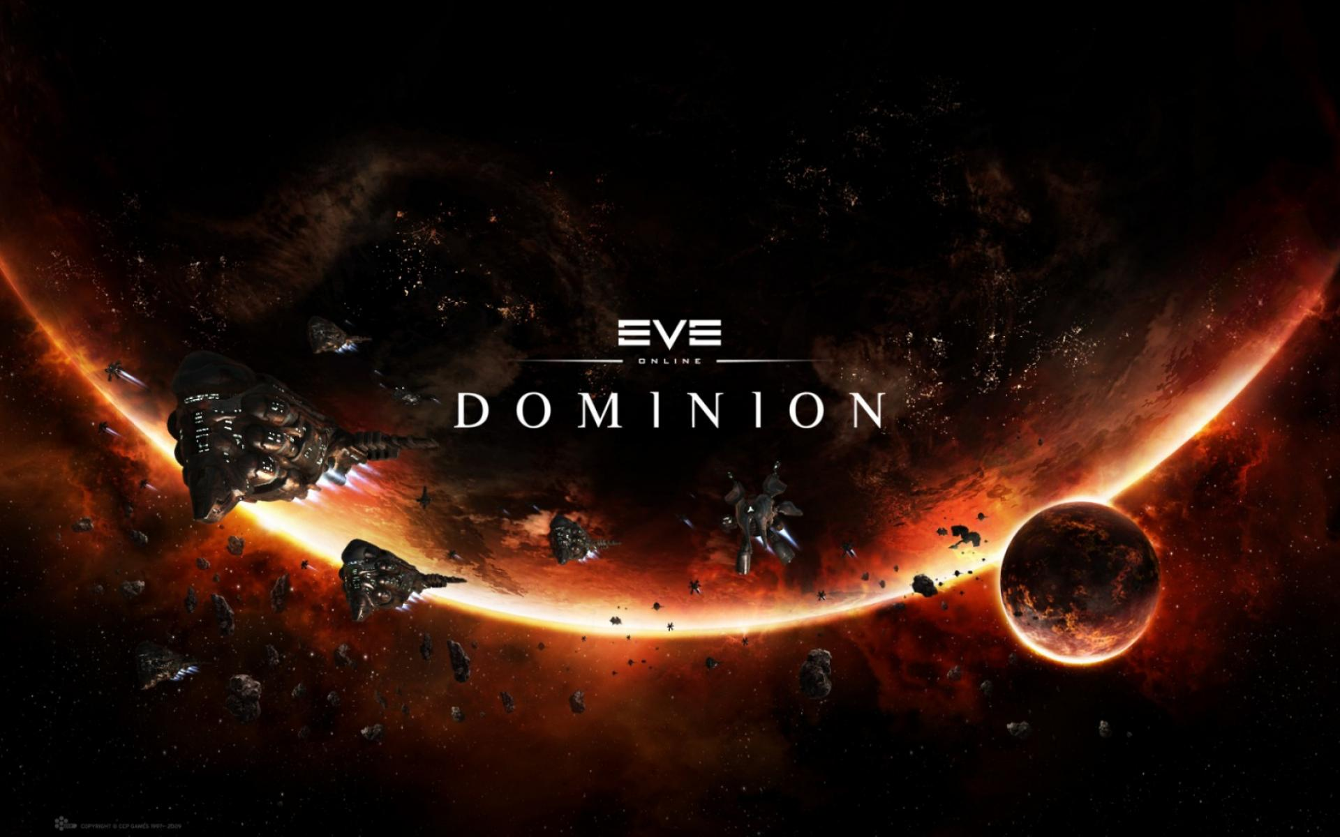 ���� EVE Online Dominion 1920x1200