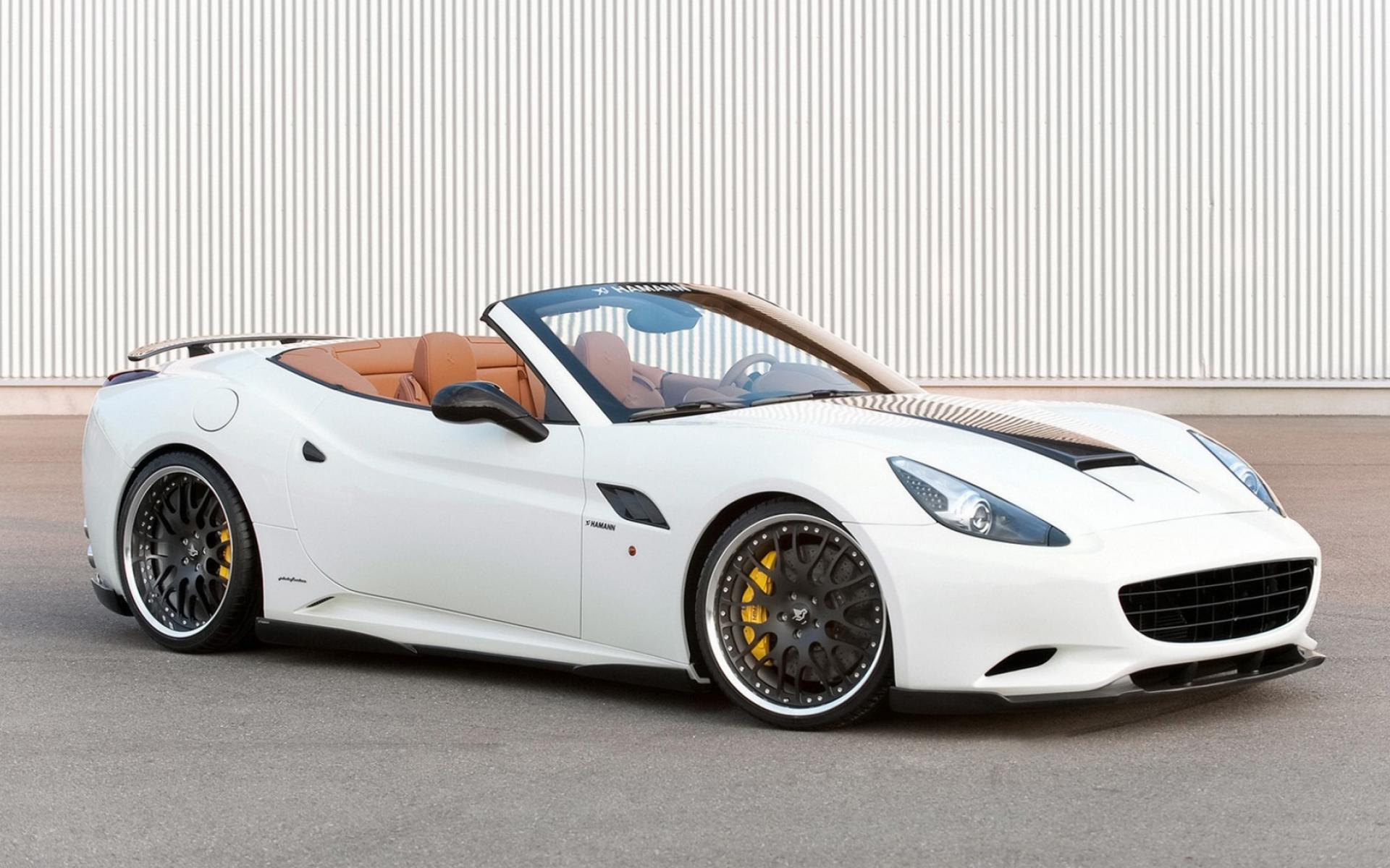 Обои Ferrari California F149 1920x1200