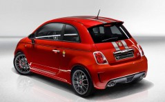 Fiat Abarth 695 Tribute Ferrari / 1600x1200