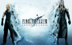 Final Fantasy VII: Advent Children / 1024x768
