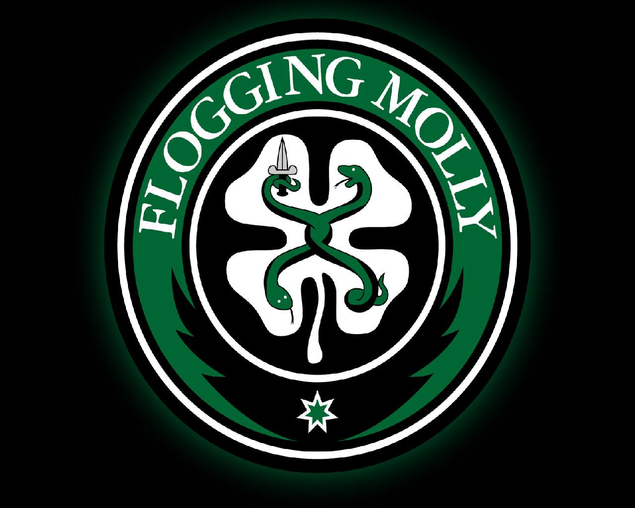 Обои Flogging Molly 1280x1024