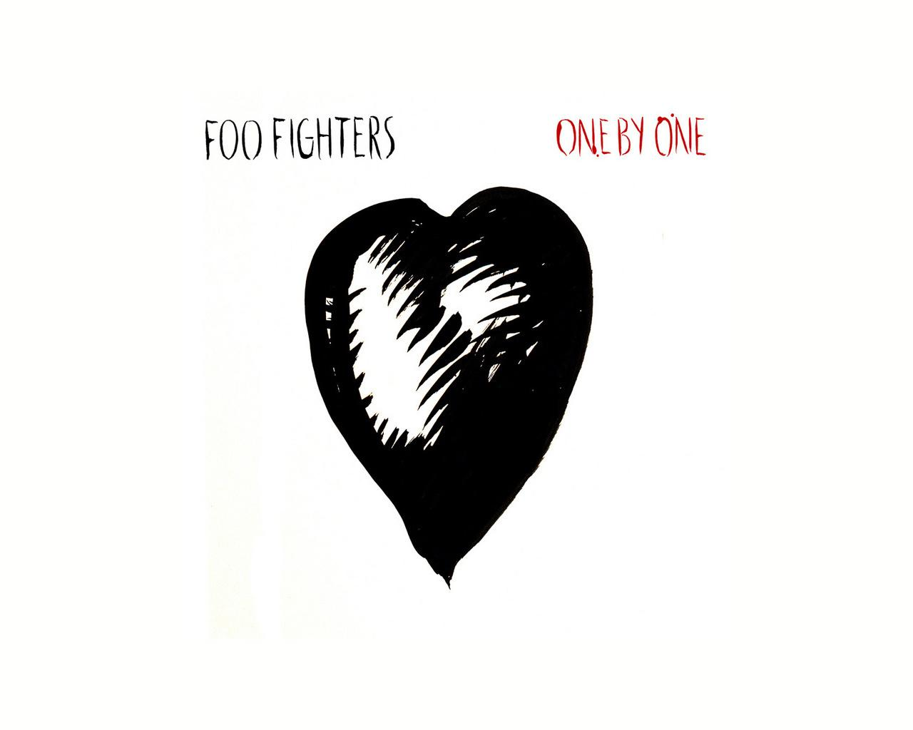 Обои Foo Fighters 1280x1024
