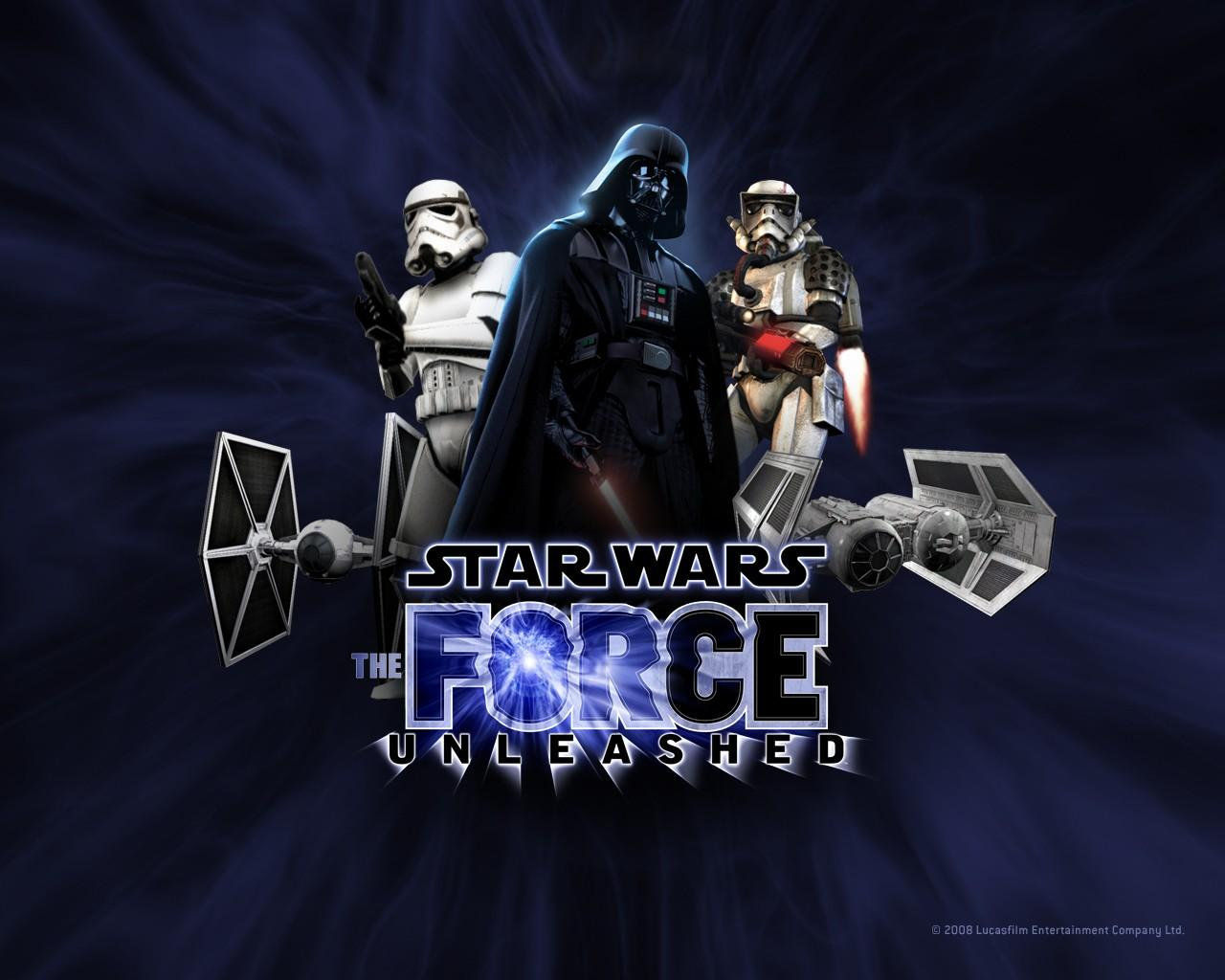 Обои Force Unleashed 1280x1024