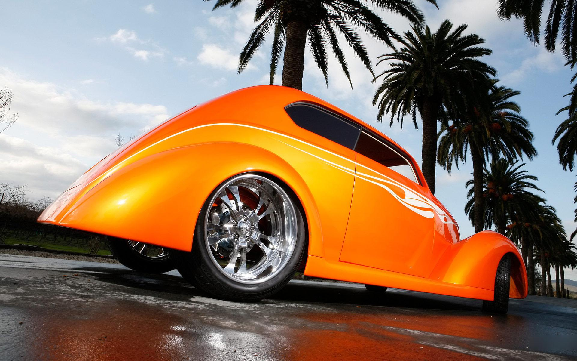 Обои Ford Dreamsicle-OZE37 1920x1200