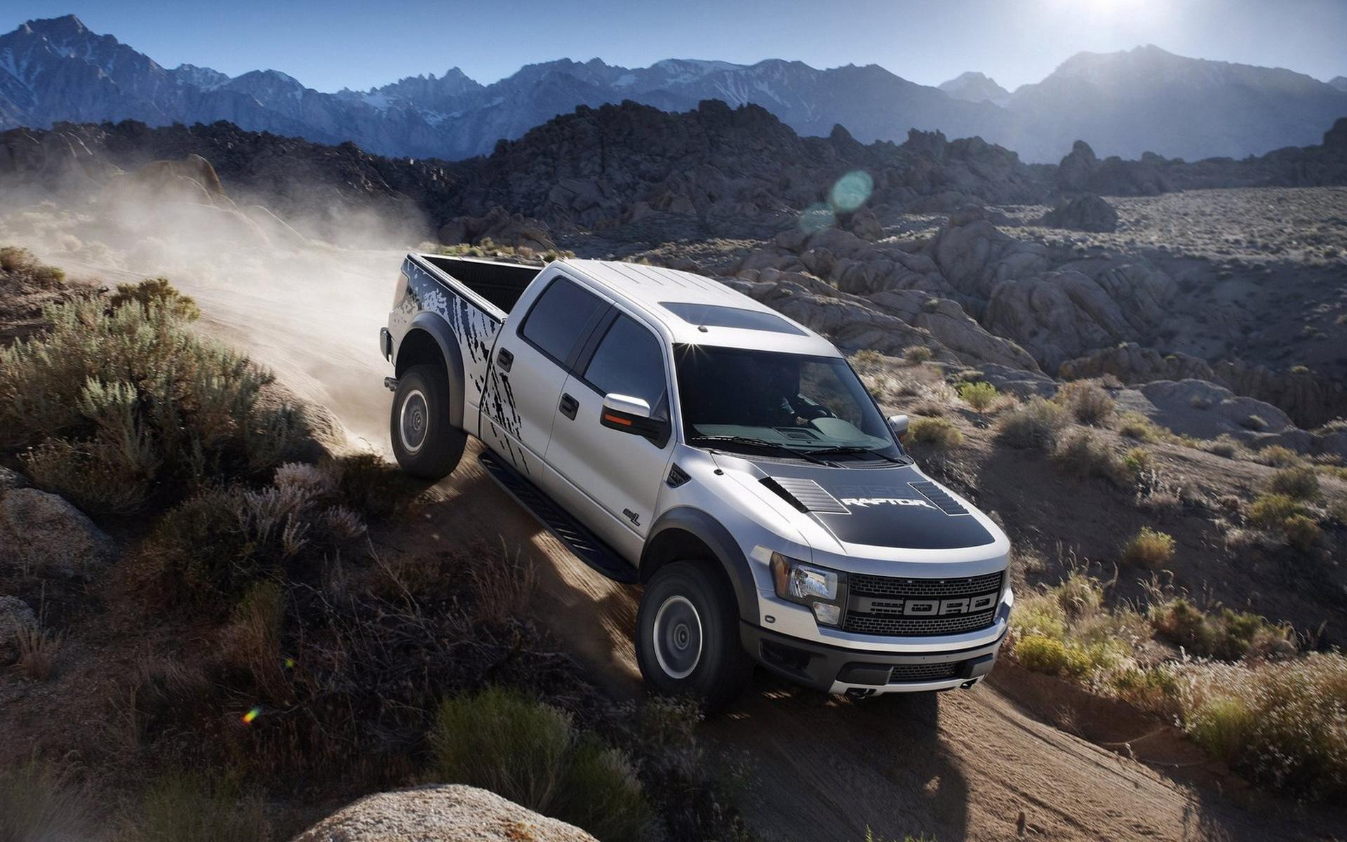 ���� Ford-F-150 SVT Raptor 1920x1200