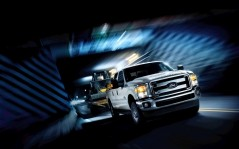 Ford F Series Super Duty Tunnel / 1920x1200