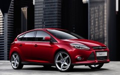 Ford Focus 2011 / 1600x1200
