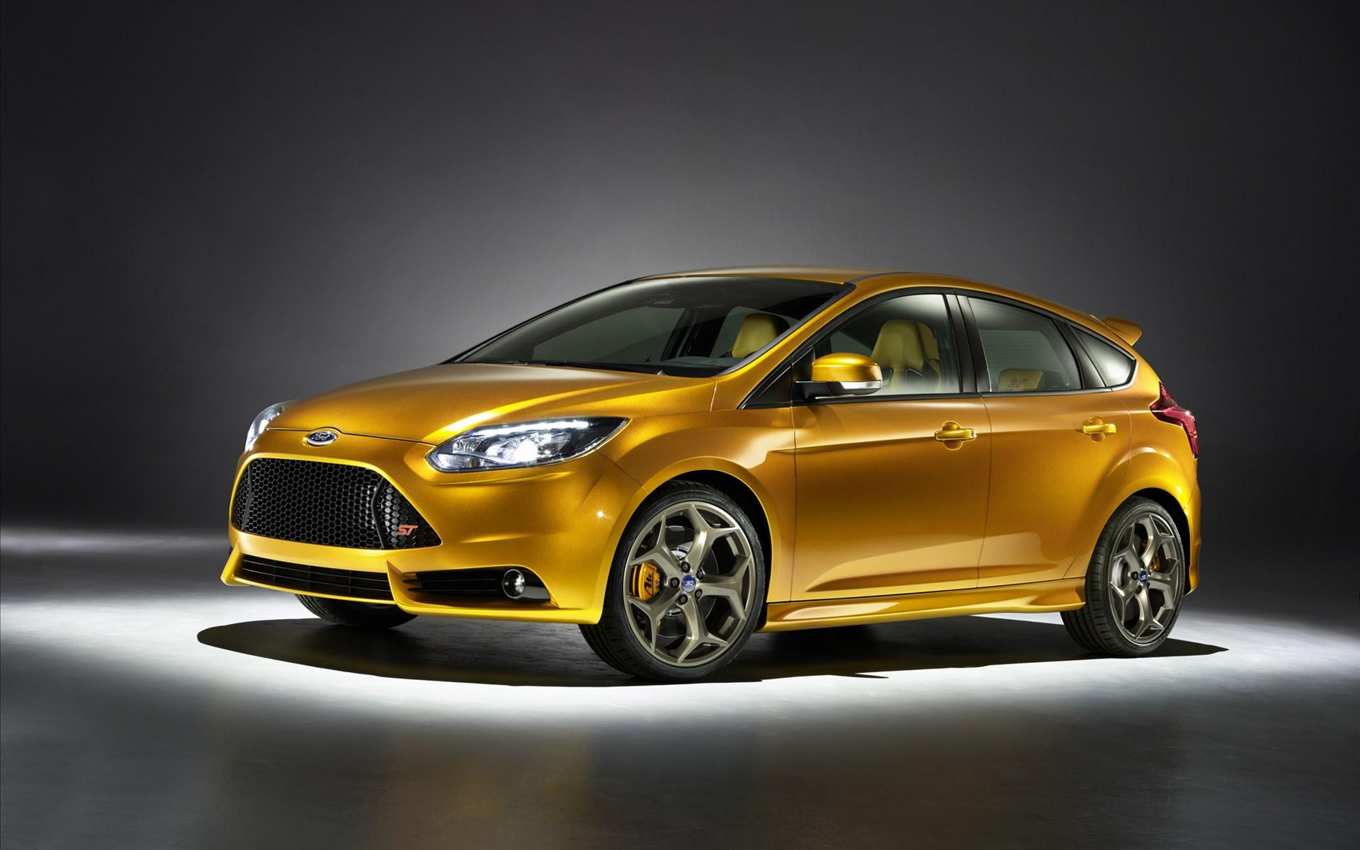 ���� Ford Focus ST 2012 1920x1200