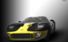 Ford GT 40 / 1280x1024