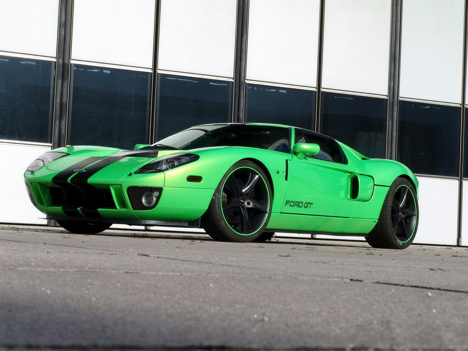 Обои Ford GT Geiger HP790 1600x1200