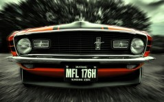 Ford Mustang 1970 / 1920x1200