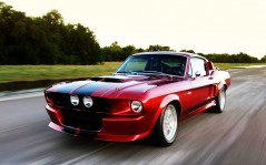 FORD MUSTANG CHELBI GT 500 ELIANOR COBRA / 1920x1200