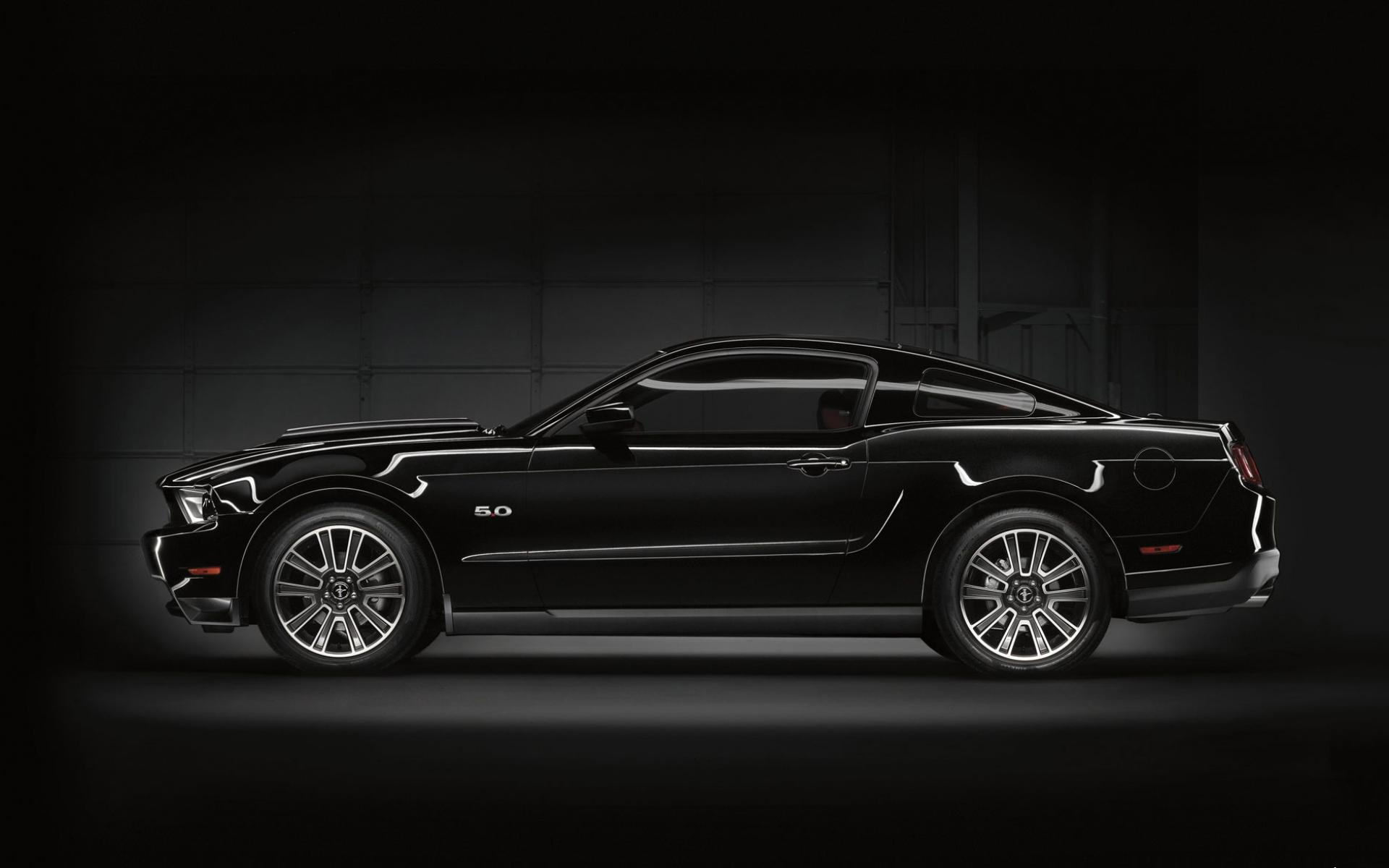 Обои Ford Mustang GT 5.0 1920x1200