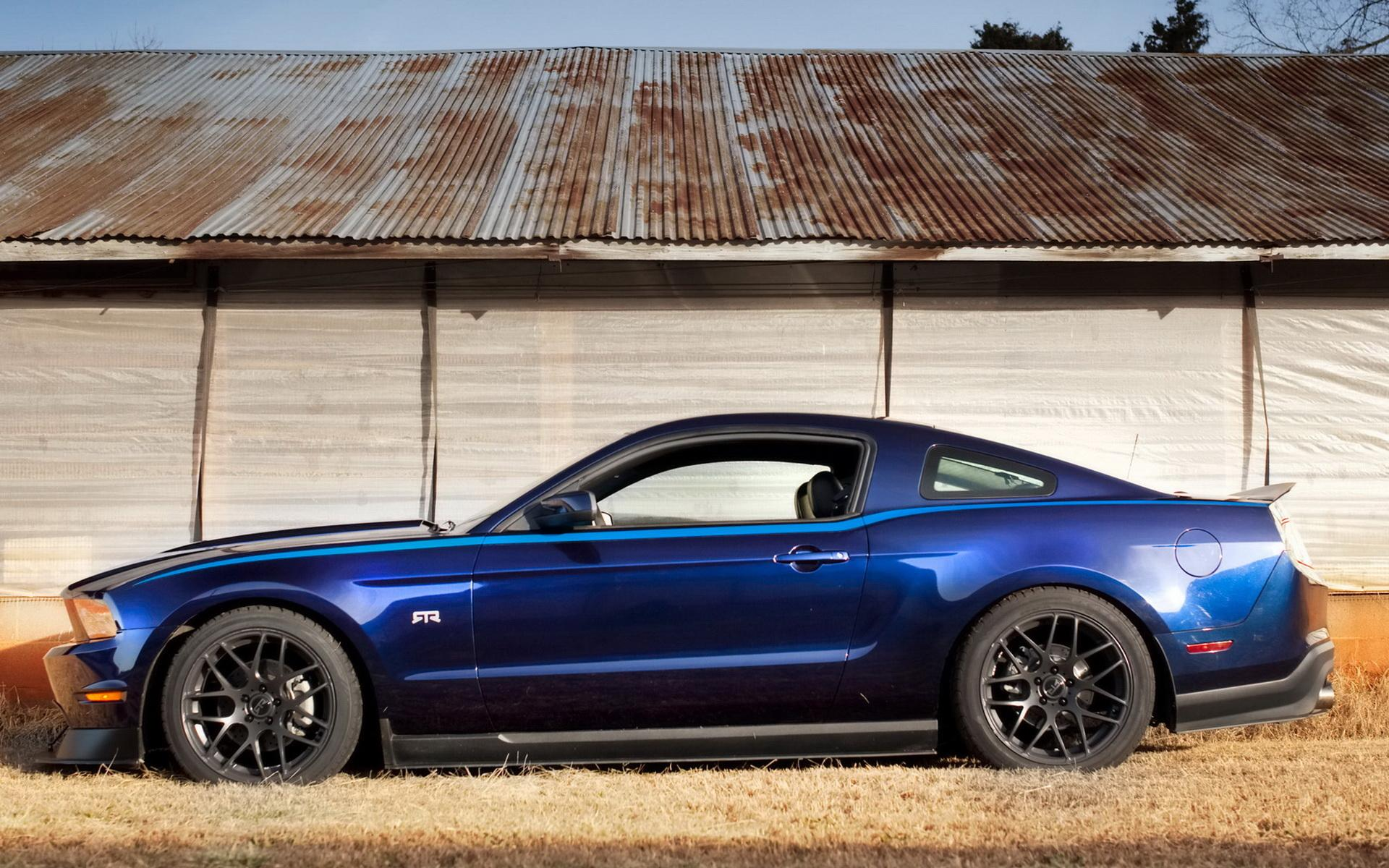 Обои Ford-Mustang-RTR-Package 1920x1200