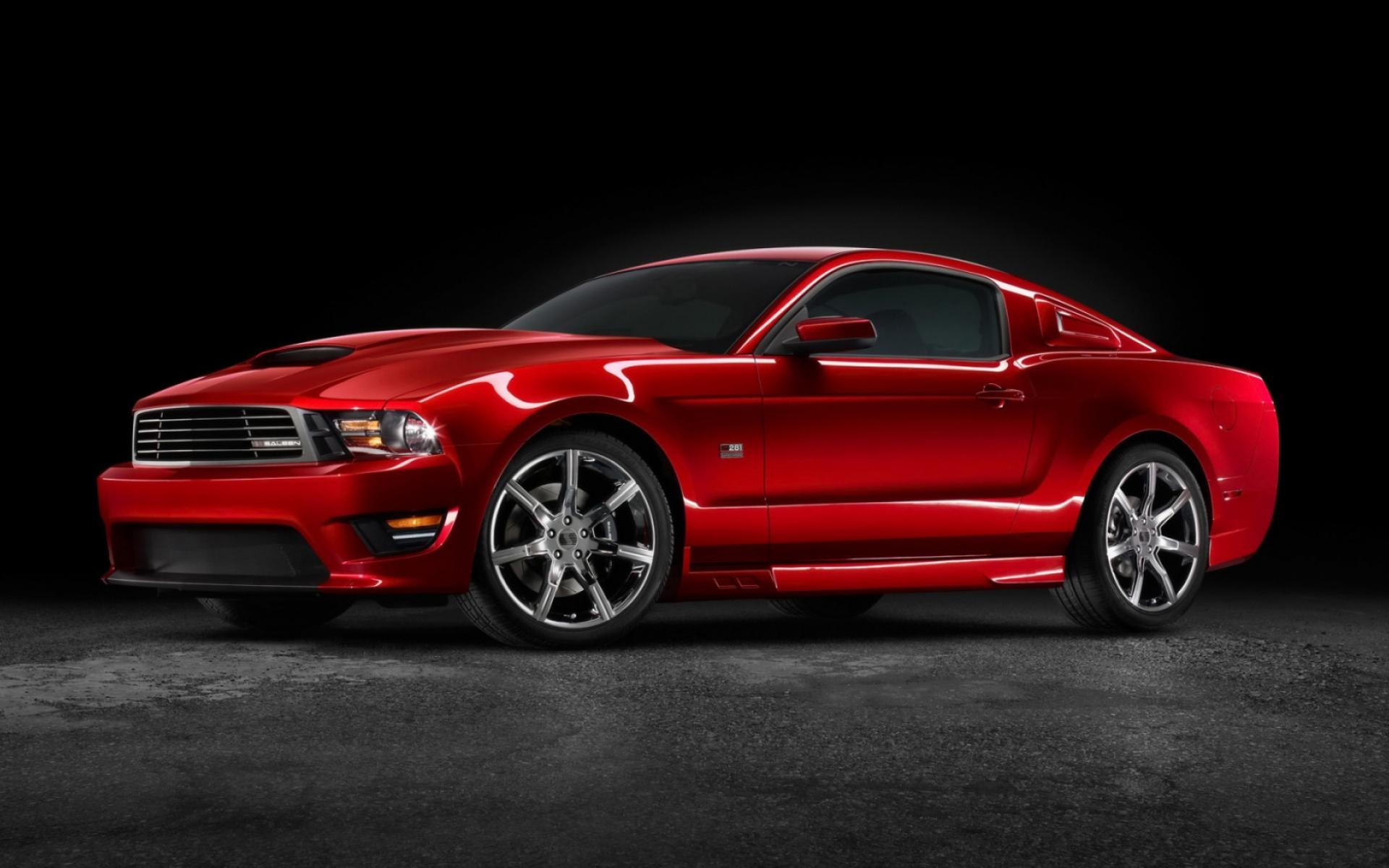 Обои Ford Mustang S281 1920x1200