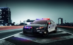 Ford Police / 1920x1200