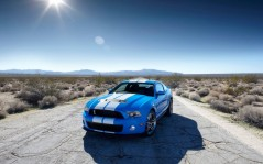 Ford Shelby GT500 / 1920x1200
