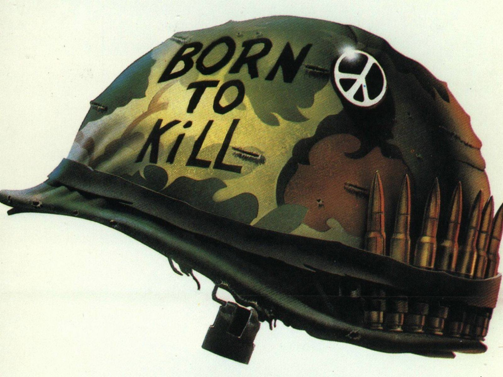 Обои Full Metal Jacket 1600x1200