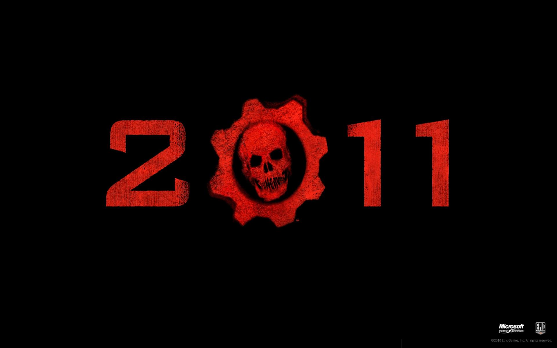 Обои Gears of War 2011 1920x1200
