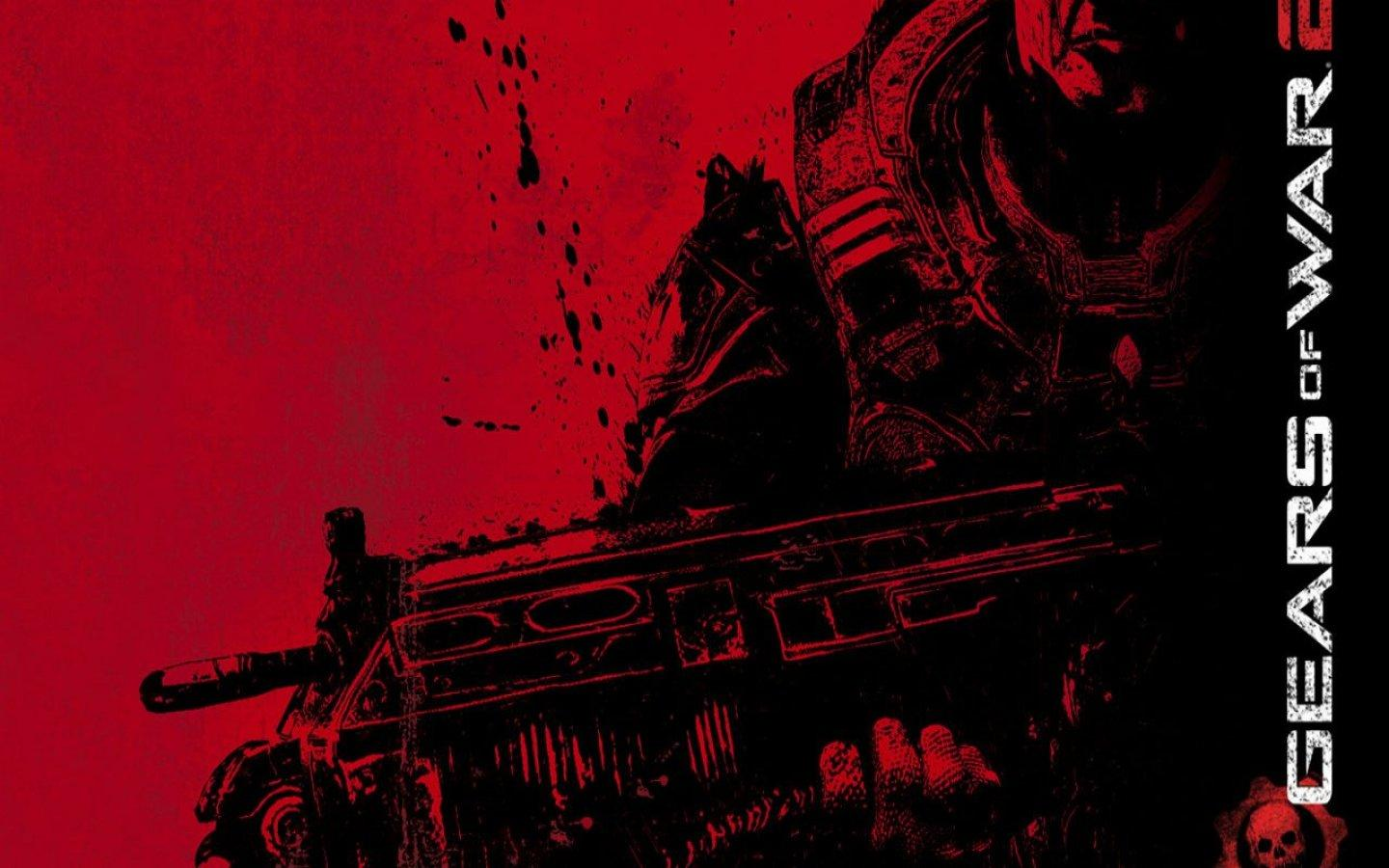 Обои Gears of War 2-2 1440x900