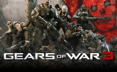 Gears of War часть 3 / 1600x1200