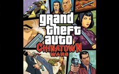 Grand Theft Auto: Chinatown Wars / 1600x1200