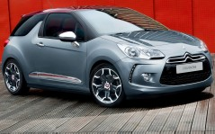 Gray Citroen DS3 / 1600x1200
