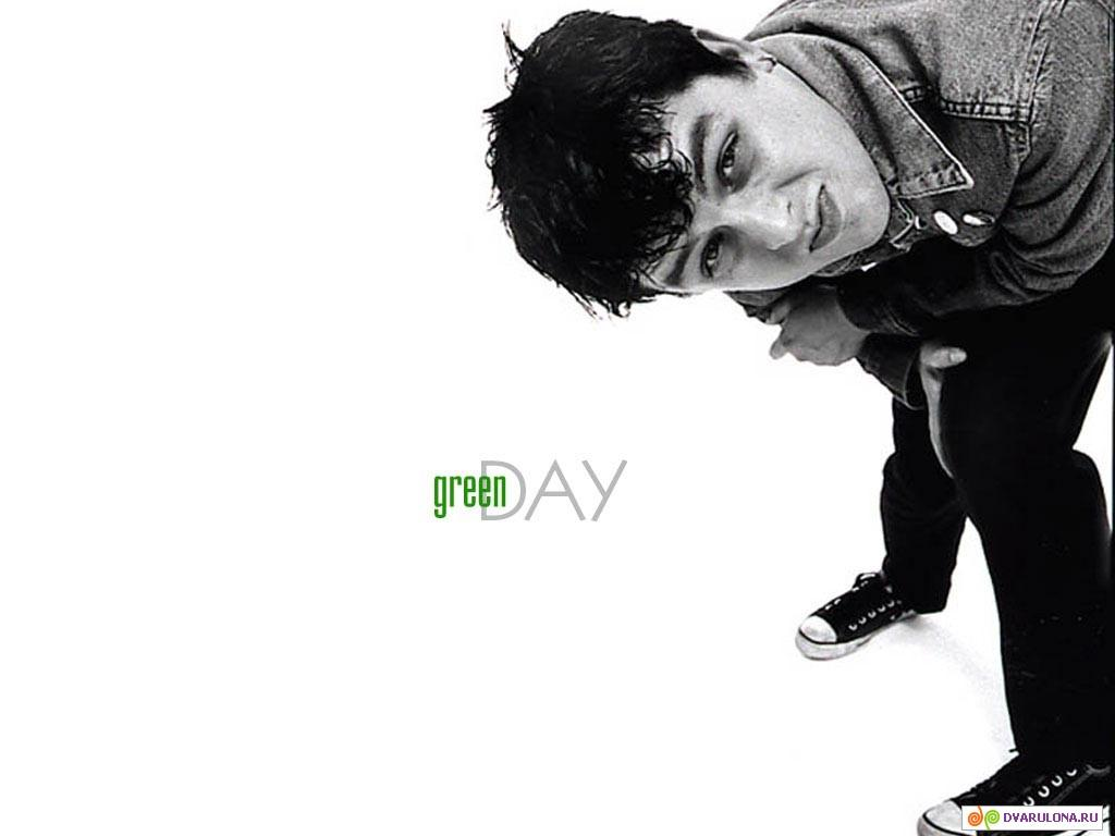Обои Green day billy 1024x768