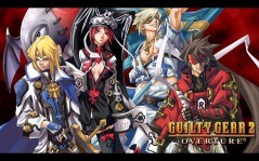 Guilty Gear / 1600x1200