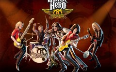 Guitar Hero Aerosmith / 1280x1024
