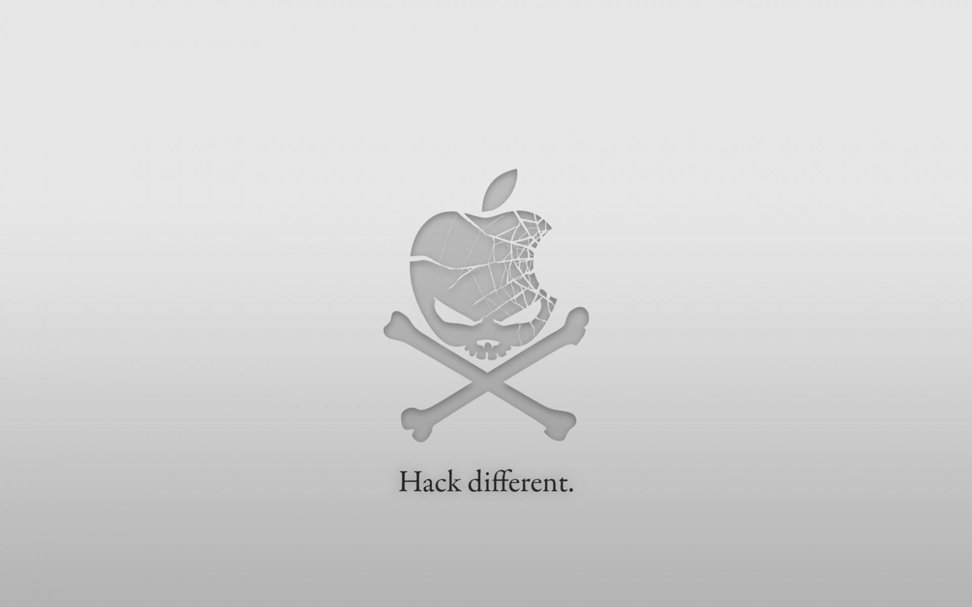 Обои Hack different 1920x1200