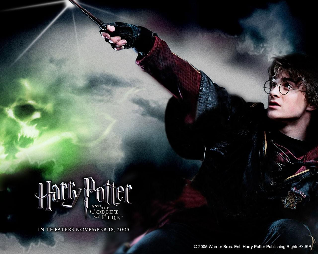 Обои Harry Potter 1280x1024