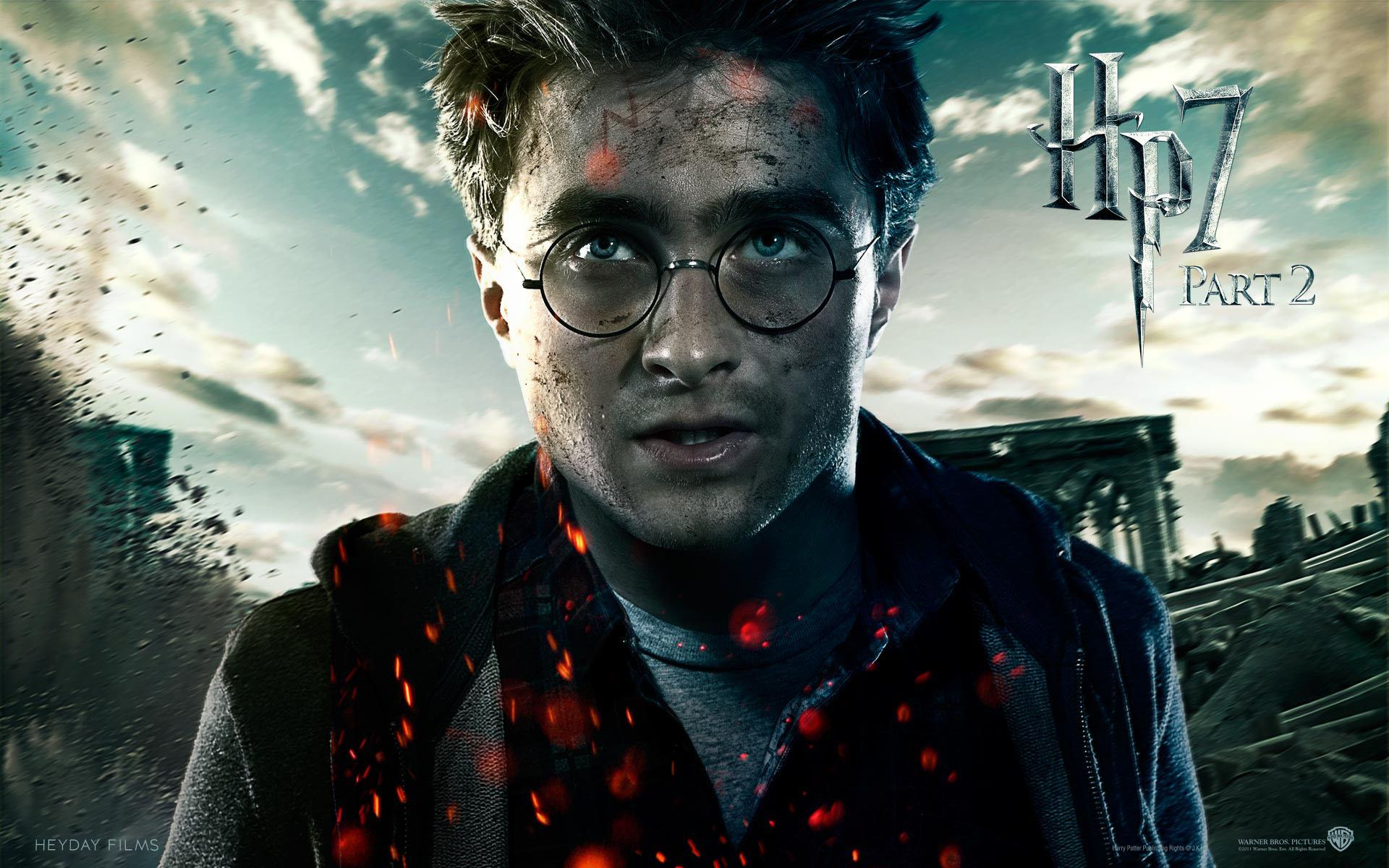 Обои Harry Potter and the Deathly Hallows: Part 2 1920x1200