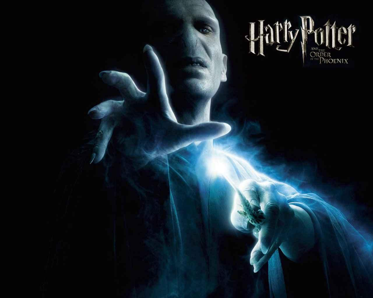 Обои Harry Potter and the Order of the Phoenix 1280x1024