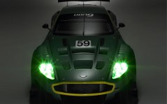 Headlights Aston Martin DBR9 GT / 1280x1024